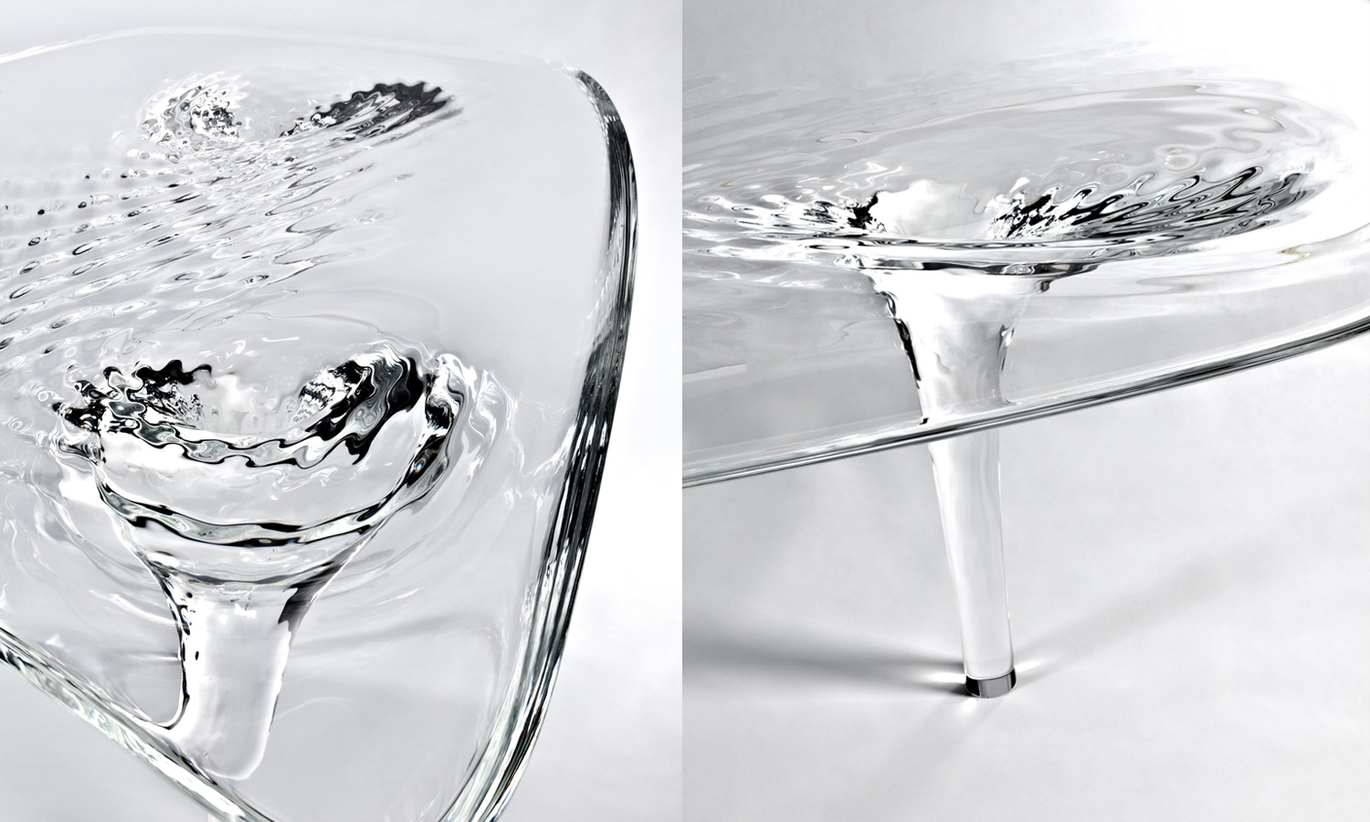 Yang rutherford global branding design and for Zaha hadid liquid glacial